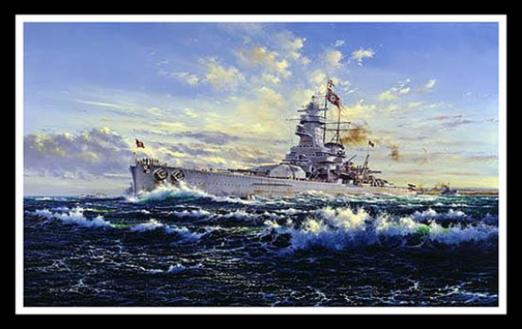 Graf Spee ~ Simon Atack