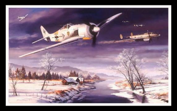 Winter Combat ~ Nicolas Trudgian