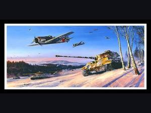 Ardennes Offensive ~ Nicolas Trudgian