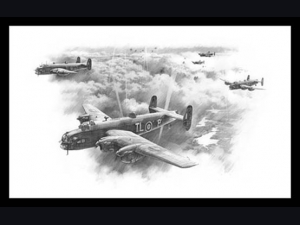 Bombers Monn ~ Nicolas Trudgian
