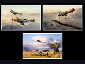 The Battle forBritain Trilogy ~ Robert Taylor