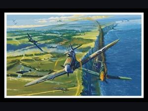 Defiance at Dieppe ~ Robert Bailey